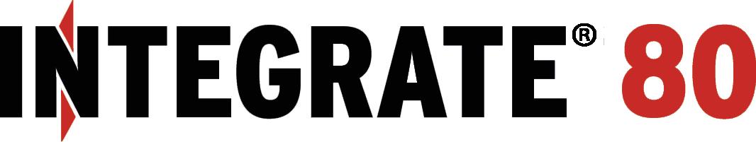 INTEGRATE® 80 logo